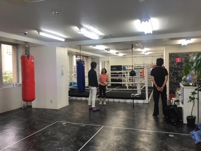拓海ボクシング & フィットネスジム